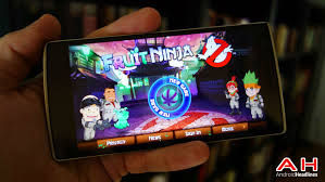 fruit ninja combines forces with ghostbusters this halloween