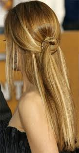 half up hairstyles for thin hair easy half up half down hairstyles