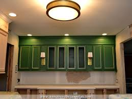 how to finish the top of kitchen cabinets upper cabinets finished and i finally achieved the perfect sheen