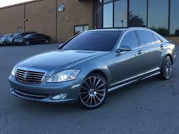 2007 used mercedes benz s class s550 4dr sedan 5 5l v8 rwd at next