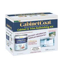 Insl X Cabinet Coat 1 Gal Kit Includes White Trim And Cabinet