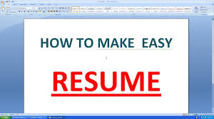 resume template proper way to write how a good ways with 89