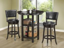 pub table and chairs with storage bar height dining table 5 piece pub table set espresso 5 piece bench