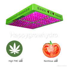 mars hydro reflector 960w led grow light full spectrum hydroponics