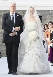 chelsea clinton wedding dress chelsea clinton wedding dress marc mezvinsky banker related