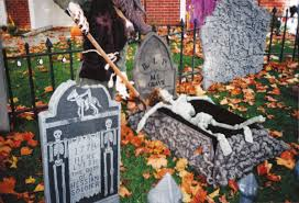 make your own halloween tombstone grave situation u2014 make styrofoam tombstones make