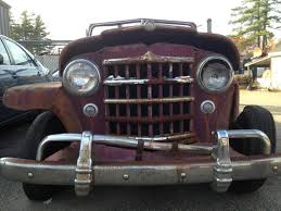 willys jeepster for sale bangshift com 1950 willys jeepster