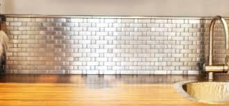 kitchen backsplash stainless steel tiles stainless steel backsplash product additions customer installations