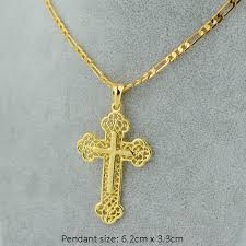 mens cross crucifix necklace images Marvelous gold crucifix necklace for men anniyo classic cross jpg