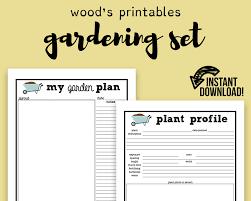 Companion Vegetable Garden Layout by Garden Planner Pdf Printable Garden Sign Garden Marker