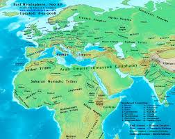 Syria On A Map by Maps The History Of Byzantium