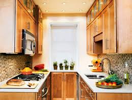 Small Galley Kitchen Designs Kitchen Cabinets Design Ideas