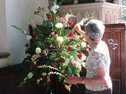 wedding flower arrangements for outside church search
