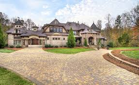 french country mansion 2 6 million french country mansion in weddington nc homes of