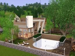 mod the sims eco house nocc
