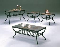 Coffee And End Table Set Slate Coffee Table Set Foter