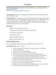 new resume format sle 2017 virginia zach bakers resume virginia sustainability baker resume sle