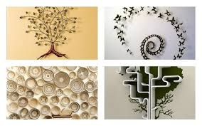 furniture and accessories home decorating with recycled materials