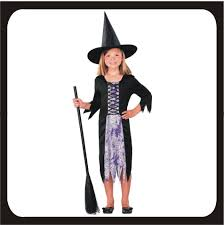 aliexpress com buy girls witch halloween costume with hat fairy