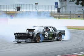 hoonigan mustang drifting video how to drift by ken block autocar