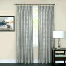 Silver Window Curtains Glitter Window Curtains Silver Blackout Sheer Pinch Pleat Curtain