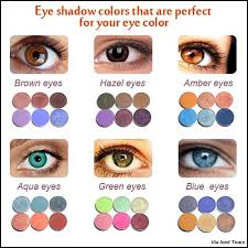 resultado de imagem para new eye shadow colors to make brown eyes pop