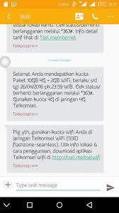 kode kuota gratis telkomsel paket internet telkomsel 4g gratis rank mudo