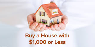 6 ways to buy your 1st investment property for 1 000 or less