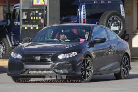 2018 honda civic si sedan review auto car update