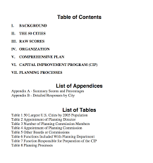 apa format for charts and tables best photos of table of contents apa style apa table of contents