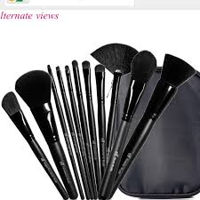 elf studio 11 piece brush collection great brushes for people who don t have the money to s out on mac brushes great set