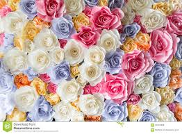 backdrop paper colorful paper flowers background floral backdrop with handmade