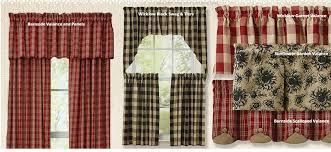 Elegant Kitchen Curtains Beautiful Ideas Country Kitchen Curtains Elegant Plaid Curtains