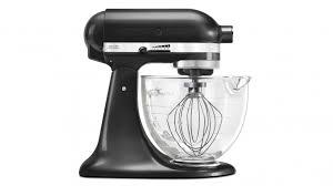 all black kitchenaid mixer buy kitchenaid ksm170 stand mixer black storm harvey norman au