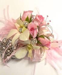 wrist corsage ideas cinderella prom bagoy s florist home anchorage alaska