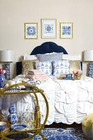 Blue And White Bedrooms Blue And White Bedroom Envy Shelby Dillon Studio