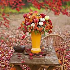 21 diy thanksgiving decorations and centerpieces savoring the fall