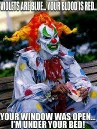 Scary Clown Meme - download scary clown meme super grove