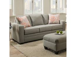 Simmons Harbortown Loveseat Living Room Simmons Flannel Charcoal Sofa Recliner Harbortown