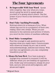 the four questions book the four agreements words of wisdom the tao of quotes