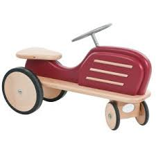 ride on toys are probably one of the most common kinds of play