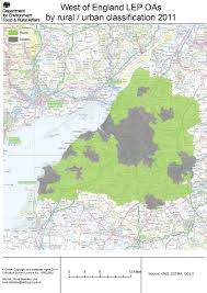 Hertfordshire England Map by Local Enterprise Partnership Simple Rural Urban Maps Census 2011