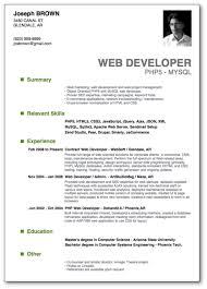 Top Free Resume Templates Top 10 Resume Templates Top 10 Free Resume Templates For Web