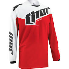 thor motocross jersey thor phase 2015 tilt red motocross enduro dirt pit bike quad pants