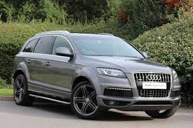 used audi q7 convertible for sale motors co uk