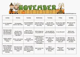 november is almost here a teachable year