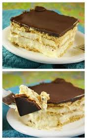 creamy u0026 delicious no bake chocolate eclair dessert always a