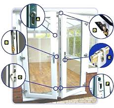 Security Patio Doors Door Deadbolt Patio Door Security Locks Alluring Patio Door