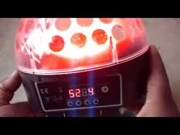 supertech led magic ball light instructions low cost led magic ball effect lighting review youtube