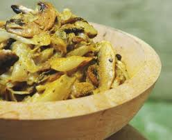 cuisiner endives cuites poêlée d endives et chignons au curry et paprika recette de